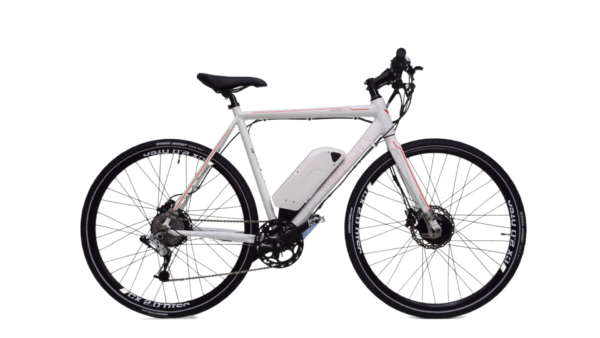 Voracity ebike all wheel drive