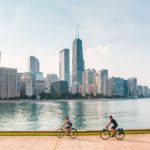 ChicagoPhotoBikingLake