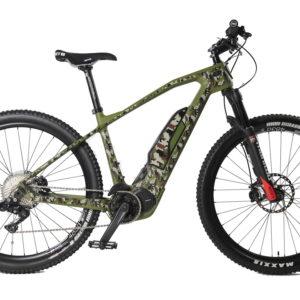 Voracity camouflage bike