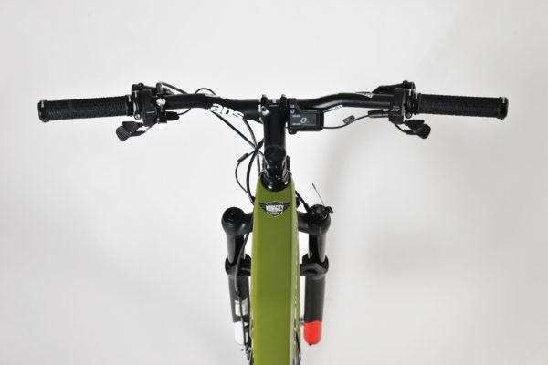 Voracity green bike