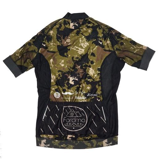 Pro Biking Camo Jersey