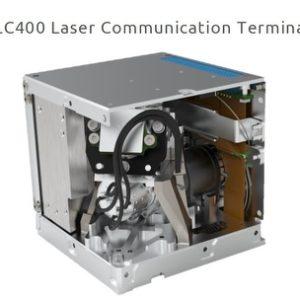 LaserCom terminal for CubeSats