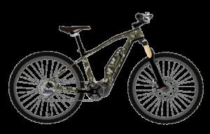 Voracity military ebike design
