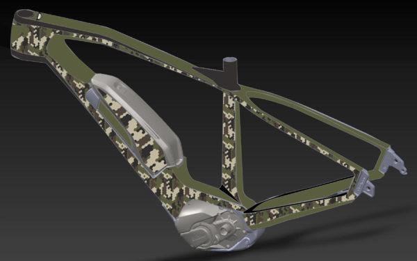 Voracity bike design